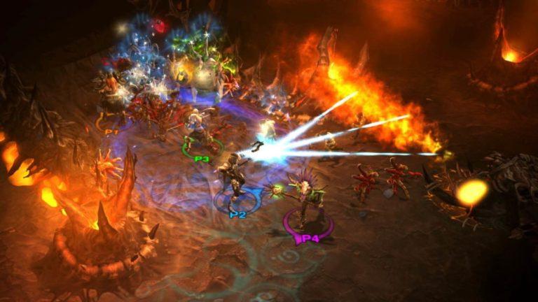 Diablo III (Activision Blizzard): A RPG Genre Game