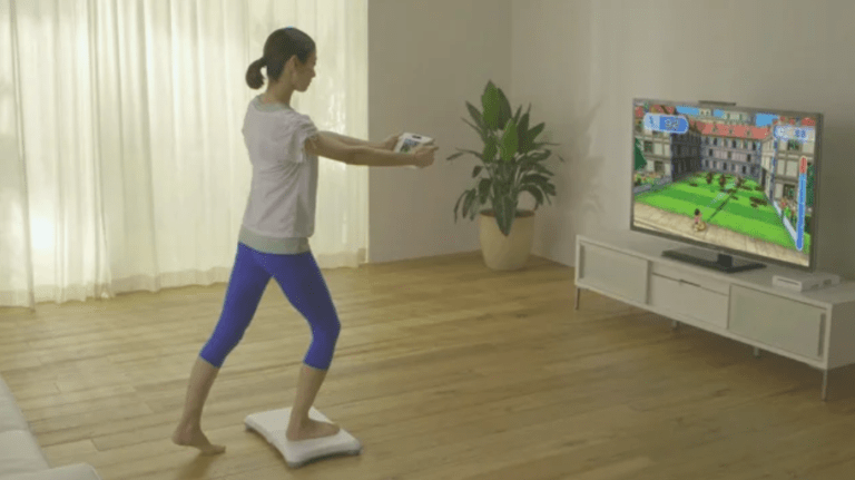 Wii Fit (Nintendo) : An Example Of An Exergaming Video Game Genre