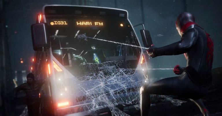 Spider Man: Miles Morales, Example Of An Action Video Game Genre
