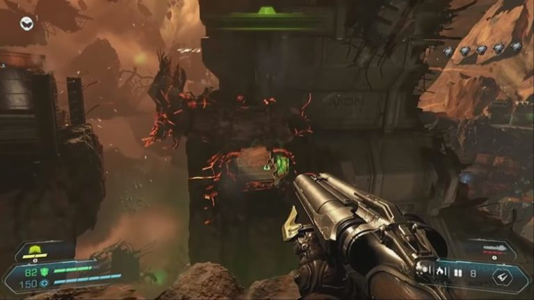 Doom Eternal (Bethesda) : A Shooter Genre Game