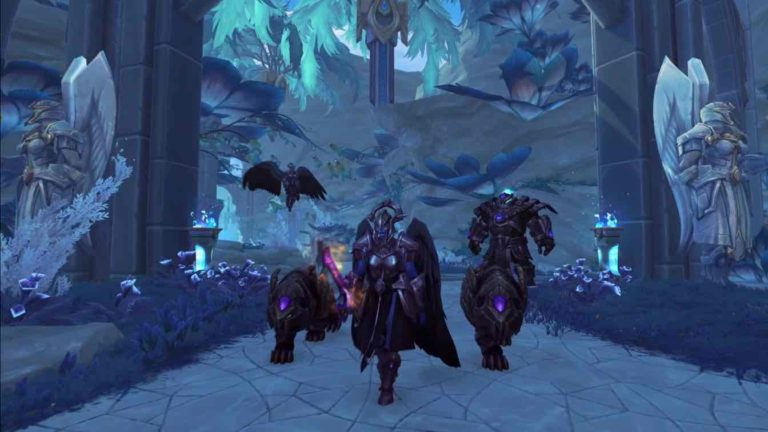 World of Warcraft Shadowlands : An Example Of An MMO Video Game Genre